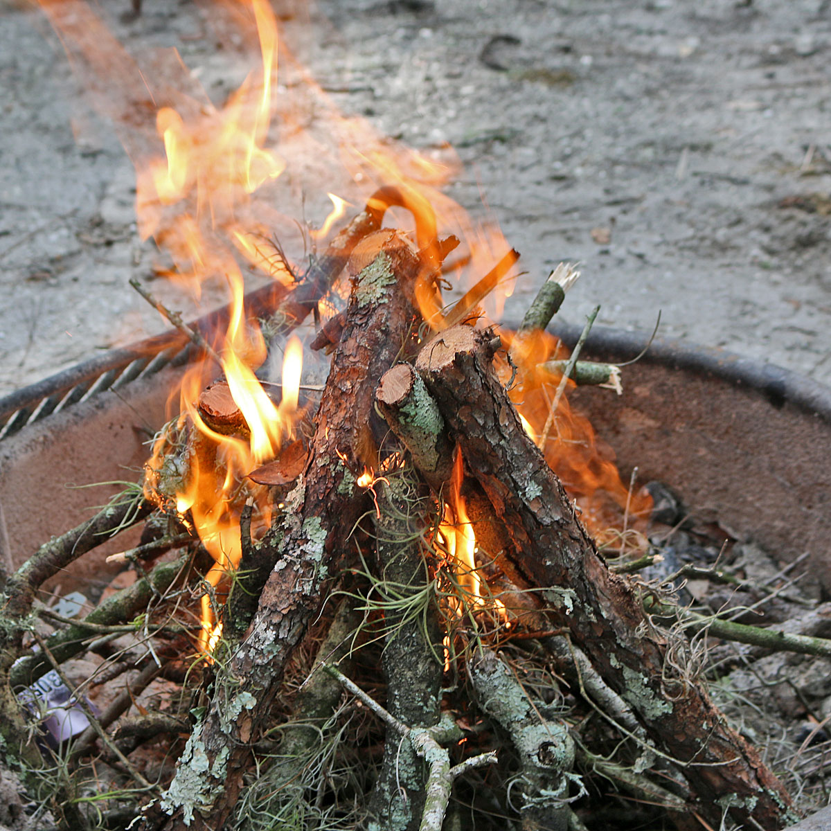 Campfire Building 101