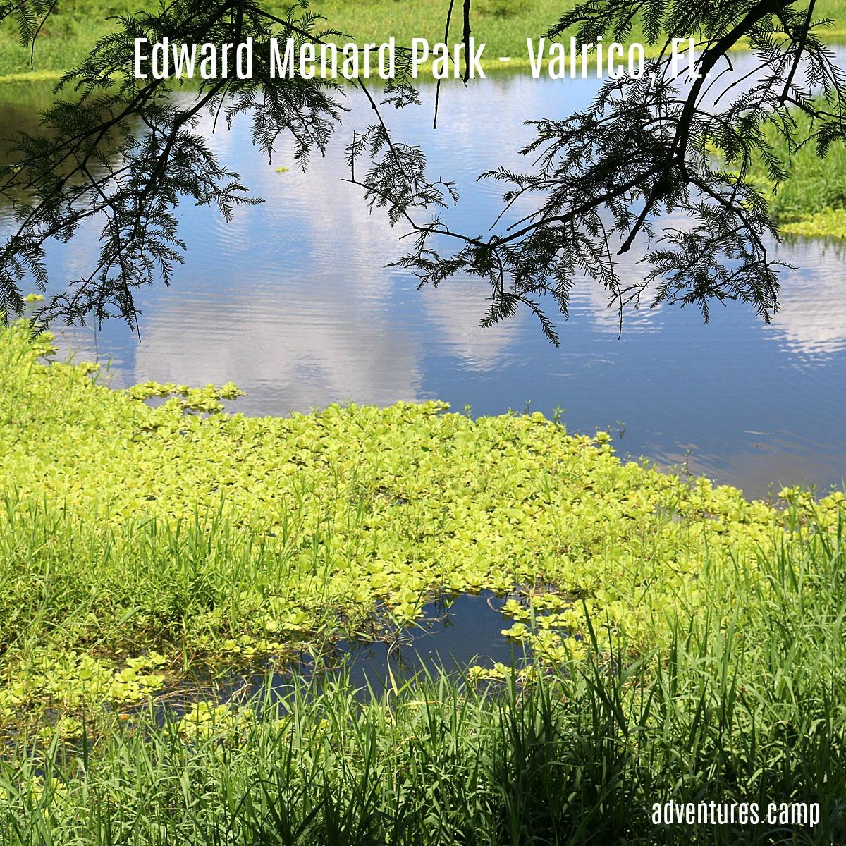 Edward Menard Park - Valrico, FL.