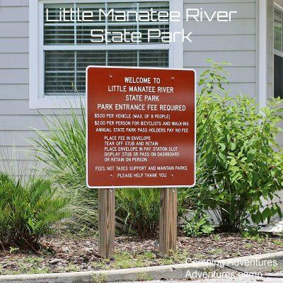 Little Manatee River State Park, Wimauma, FL.