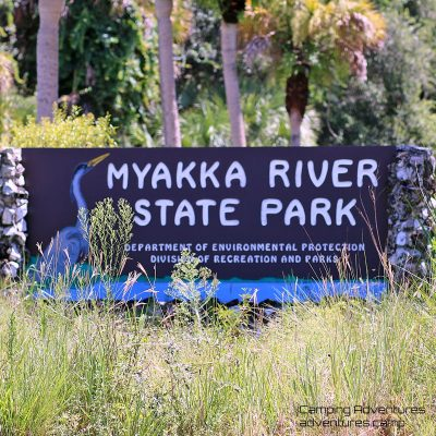 Myakka River State Park, Sarasota, FL.