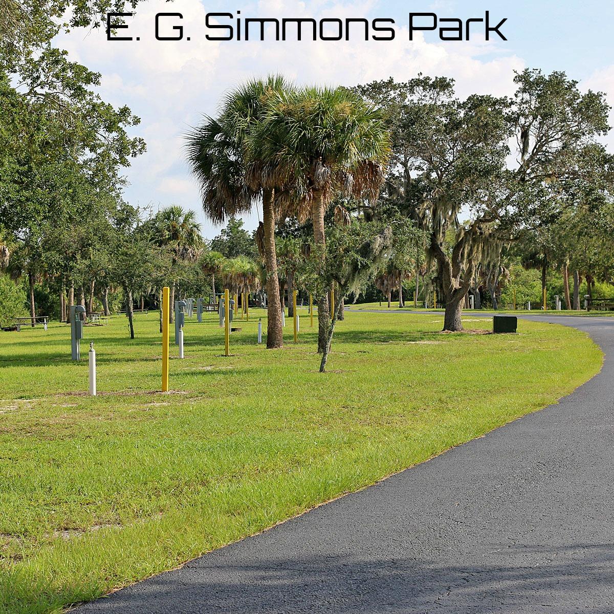 E. G. Simmons Park, Ruskin, FL.